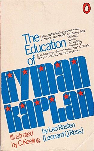 9780140031706: THE EDUCATION OF HYMAN KAPLAN.