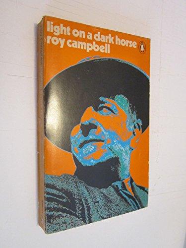 9780140032123: Light on a dark horse: an autobiography