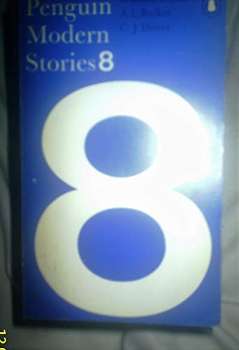 9780140032253: Penguin Modern Stories: No. 8