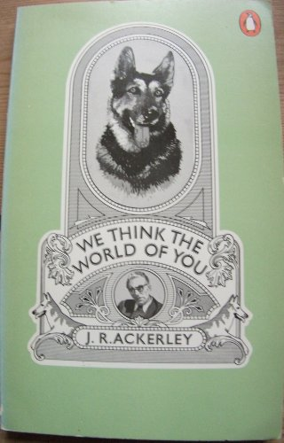Stock image for We Think the World of You for sale by Reuseabook