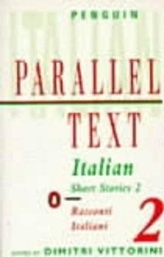 9780140032536: Italian Short Stories: v. 2 (Parallel Text)