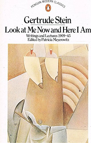 9780140032581: Look at Me Now and Here I Am: Writings and Lectures 1909-1945