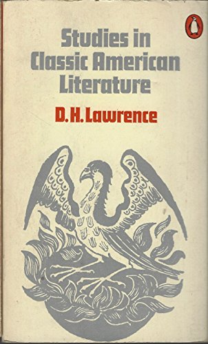 9780140033007: Studies in Classic American Literature