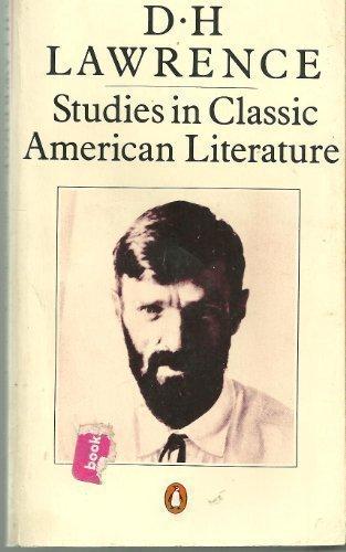 9780140033007: Studies in Classic American Literature
