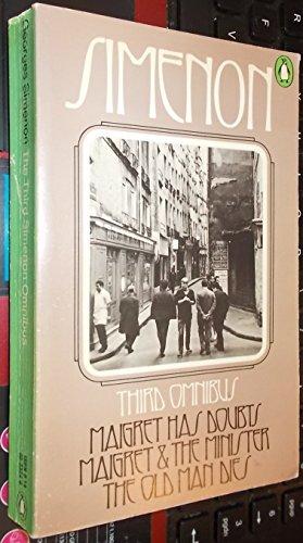 9780140033243: Simenon Omnibus: No. 3 (Penguin crime fiction)
