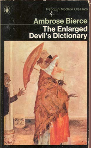 9780140033359: The Enlarged Devil's Dictionary (Modern Classics)