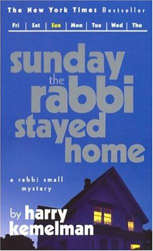 9780140033427: Sunday The Rabbi Stayed Home