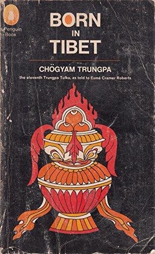 9780140033458: Trungpa Chogyam : Born in Tibet