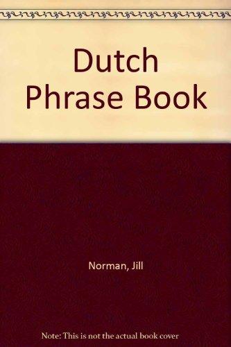 9780140033649: Dutch Phrase Book