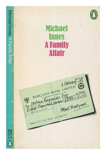 9780140033717: A family affair