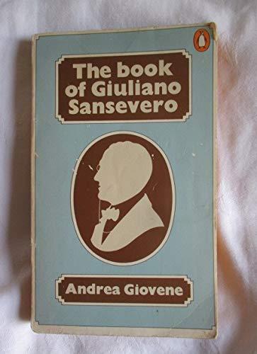 9780140033892: The Book of Giuliano Sansevero