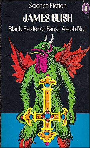 9780140034165: Black Easter or Faust Aleph-Null