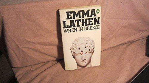 9780140034240: When in Greece