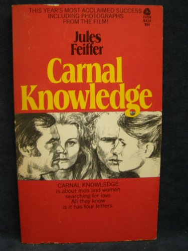 9780140034684: Carnal Knowledge: Screenplay