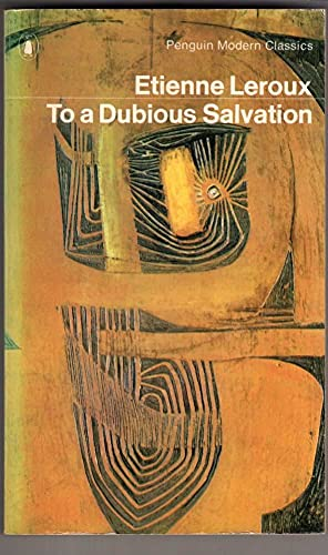 9780140034738: To a Dubious Salvation (Modern Classics)