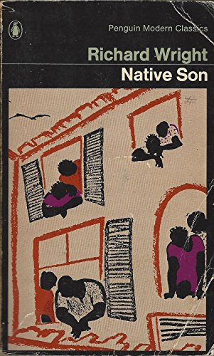 """9780140034813: Native Son, Including an Introduction """"How 'Bigger' Was Born"""" By the Author"""