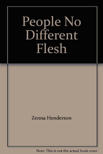 9780140034868: People No Different Flesh