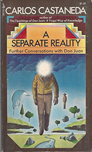 9780140035582: A Separate Reality: Further Conversations with Don Juan