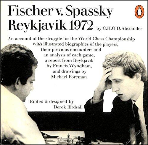 9780140035735: Fischer v.Spassky, Reykjavik, 1972