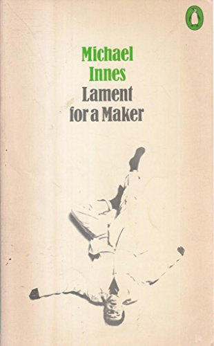9780140035988: Lament For a Maker