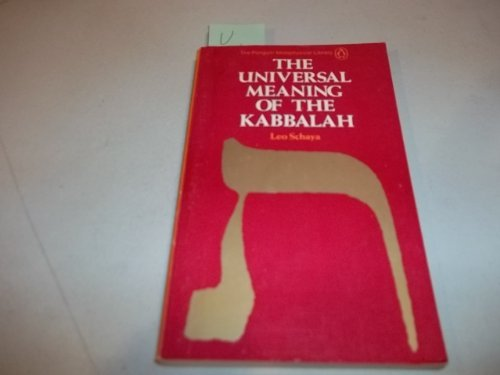 Universal Meaning of the Kabbalah