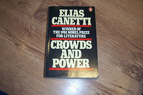 9780140036169: Crowds and Power