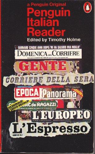 9780140036541: The Penguin Italian Reader