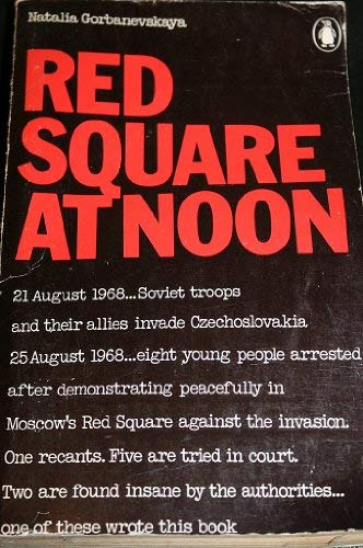 9780140036565: Red Square At Noon