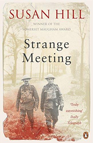 9780140036954: Strange Meeting