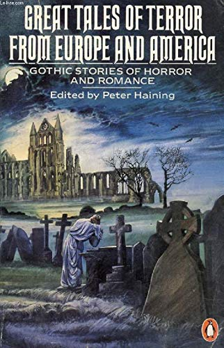 Great Tales of Terror from Europe And: Peter Haining