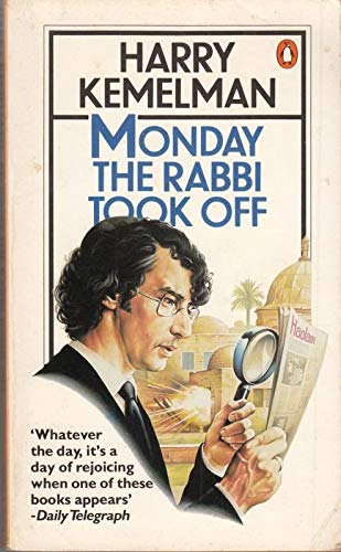 9780140037340: Monday the Rabbi Took Off