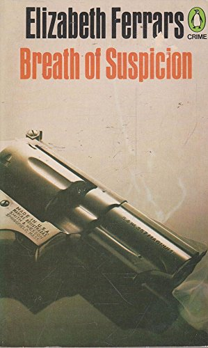 9780140037883: A Breath of Suspicion (Penguin crime fiction)