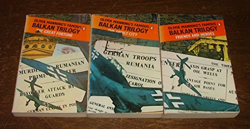 9780140038019: The Spoilt City (Balkan trilogy / Olivia Manning)