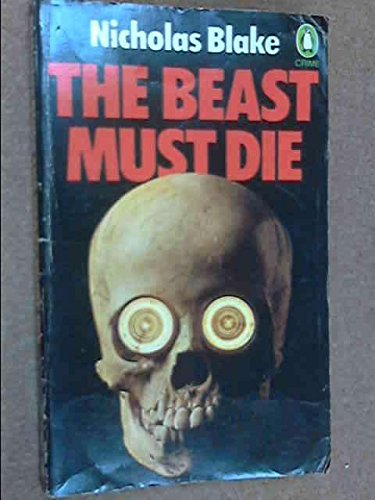9780140038095: The Beast Must Die (Penguin crime fiction)