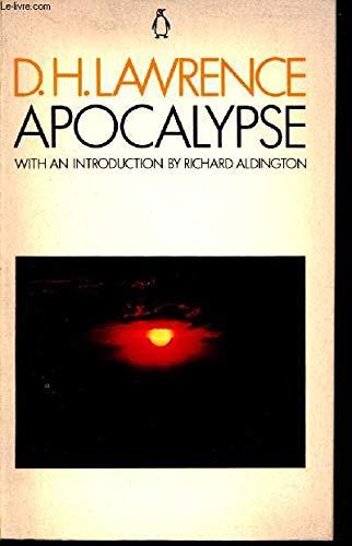9780140038569: Apocalypse