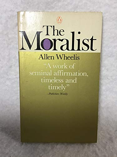 9780140039092: The Moralist