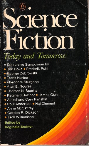 9780140039214: Bretnor Reginald Ed : Science Fiction Today and Tomorrow