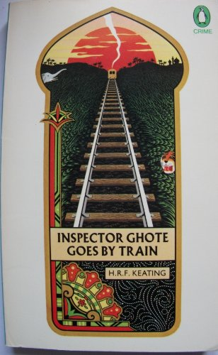 9780140039726: Inspector Ghote Goes by Train
