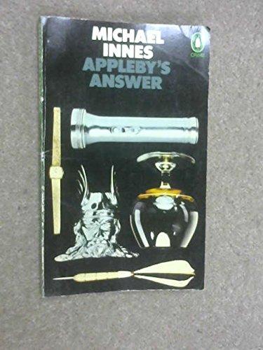 9780140039818: Appleby's Answer (Penguin crime fiction)