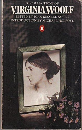 9780140039849: Recollections of Virginia Woolf