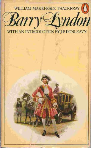 9780140040067: The Memoirs of Barry Lyndon, Esq.