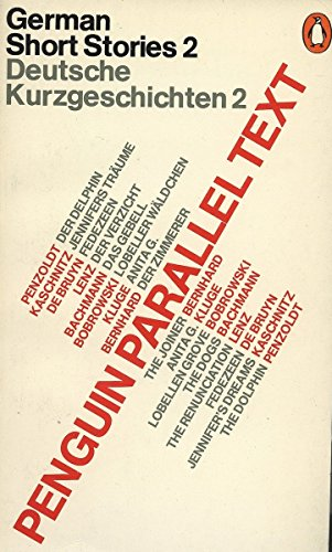 9780140041194: 2: Parallel Text: German Short Stories: Deutsche Kurzgeschichten: v. 2