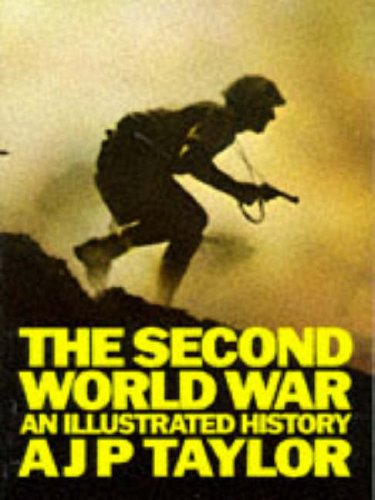 9780140041354: The Second World War: An Illustrated History