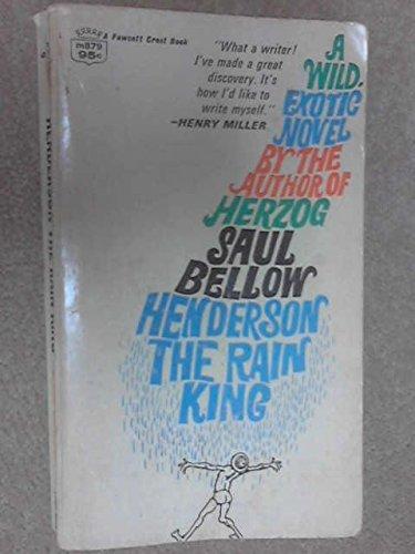 9780140042290: HENDERSON THE RAIN KING.