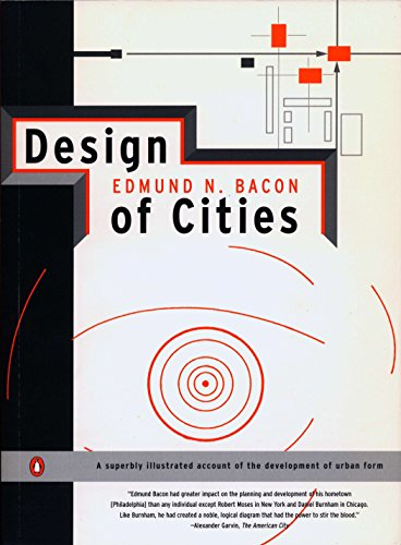 9780140042368: Design of Cities: Revised Edition