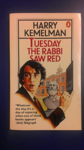 9780140042498: Tuesday The Rabbi Saw Red