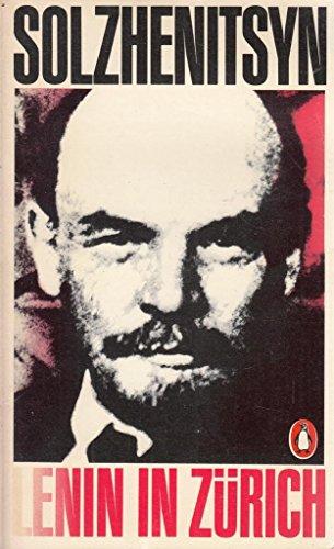 9780140042733: Lenin in Zurich