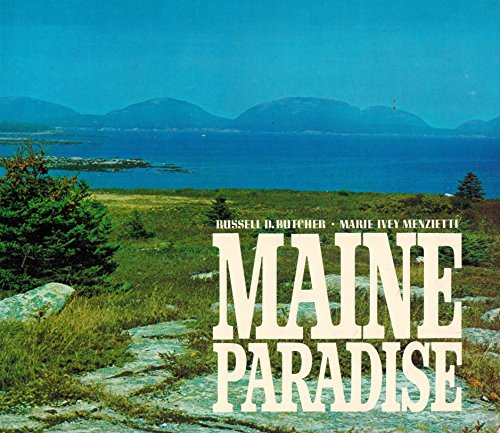 9780140043167: Maine Paradise: Mount Desert Island and Acadia National Park