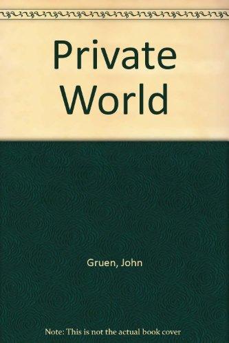 The Private World of Ballet: Gruen, John