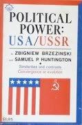 9780140043730: Political power: USA/USSR
